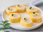 Ẩm thực - Hai món ngon, bổ dưỡng từ trứng cho bé yêu mê tít