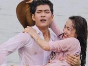 """Phim - Nhã Phương và trai Hàn diễn thế này, Trường Giang có """"nóng mặt""""?"""