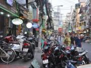 """Tin tức trong ngày - TP.HCM: """"Biến"""" phố Tây Bùi Viện thành phố đi bộ trước 30/4"""