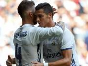 """Bóng đá - """"Đại ca"""" Real: Ramos – Bale âm mưu """"hạ bệ"""" Ronaldo"""