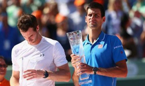Phân nhánh Miami Open: Né Federer, Nadal vẫn gặp khó