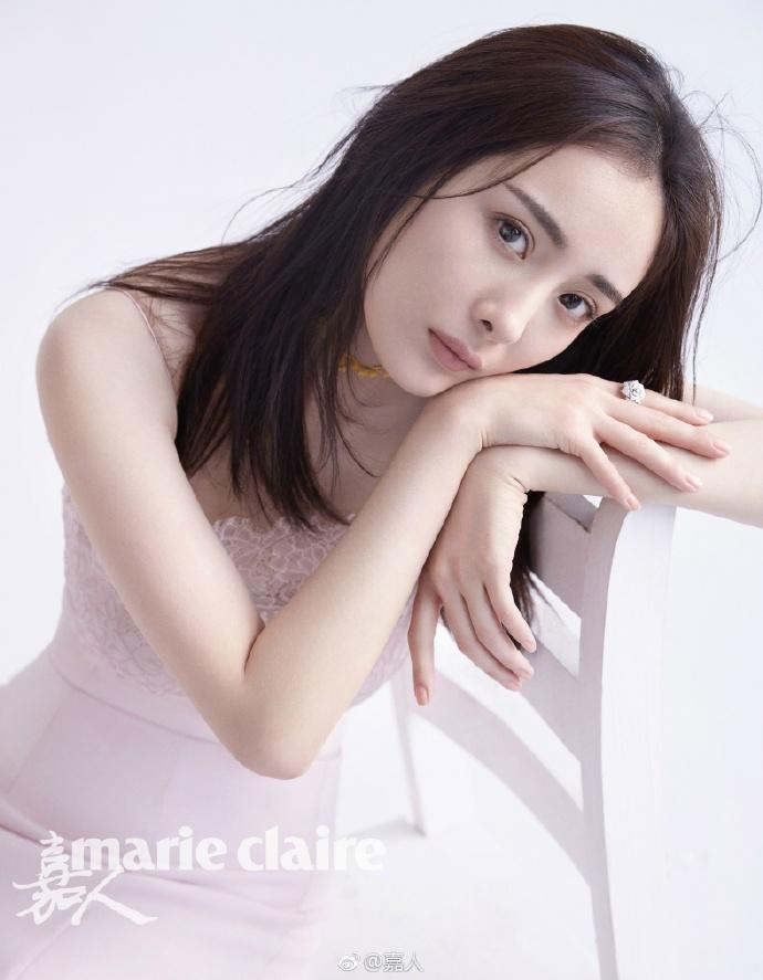 Style này khiến Dương Mịch bị nhầm vẫn ở tuổi 9X - ảnh 1