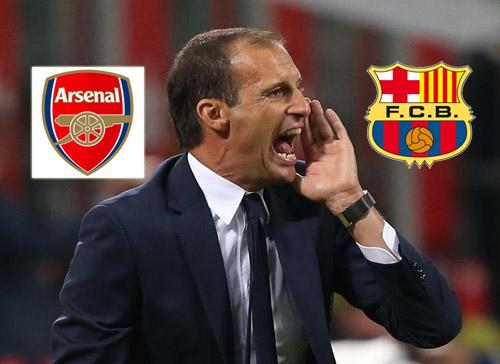 Arsenal rối ghế nóng, Barca lại đổ thêm dầu vào lửa - 1