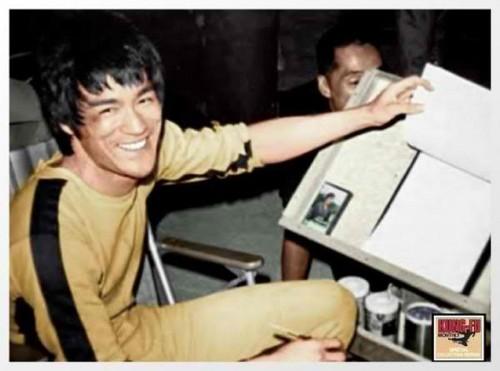 Tiết lộ video cực hiếm của Lý Tiểu Long trước khi tử nạn - ảnh 1