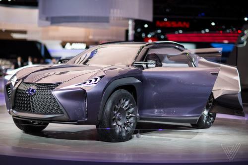 Lexus UX sắp thành hiện thực, dựa trên Toyota C-HR - ảnh 1