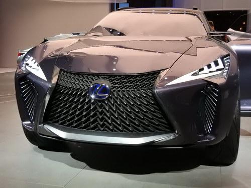 Lexus UX sắp thành hiện thực, dựa trên Toyota C-HR - ảnh 5