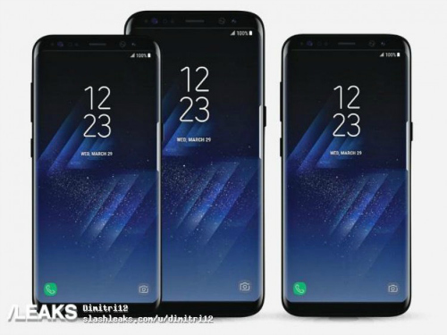 NÓNG: Ảnh báo chí cho thấy Galaxy S8 và S8 Plus siêu đẹp - ảnh 1