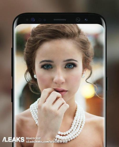 NÓNG: Ảnh báo chí cho thấy Galaxy S8 và S8 Plus siêu đẹp - ảnh 2