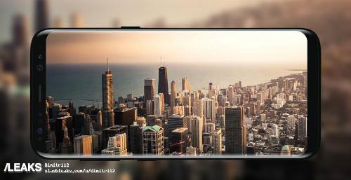 NÓNG: Ảnh báo chí cho thấy Galaxy S8 và S8 Plus siêu đẹp - ảnh 3