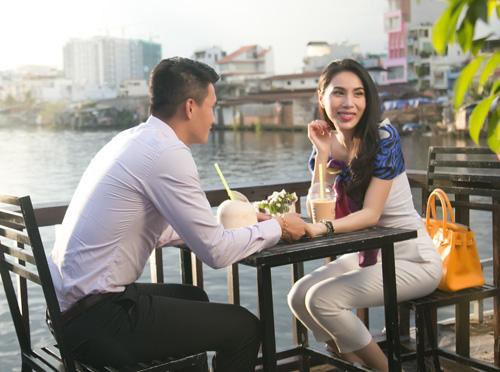 Cuộc sống vợ chồng Thuỷ Tiên lên truyền hình quốc tế - ảnh 2