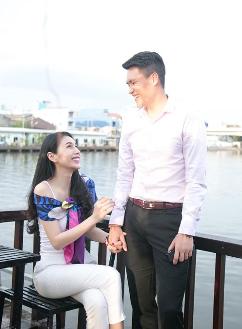 Cuộc sống vợ chồng Thuỷ Tiên lên truyền hình quốc tế - ảnh 4