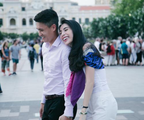 Cuộc sống vợ chồng Thuỷ Tiên lên truyền hình quốc tế - ảnh 5