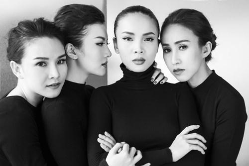Giận nhau 10 năm, Yến Trang bất ngờ chụp ảnh nude cùng Mây Trắng - ảnh 3