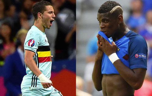 Pogba, Hazard nghi giả chấn thương: Âm mưu của MU, Chelsea?
