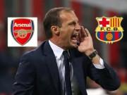 Bóng đá - Arsenal rối ghế nóng, Barca lại đổ thêm dầu vào lửa