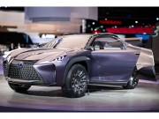 Tư vấn - Lexus UX sắp thành hiện thực, dựa trên Toyota C-HR