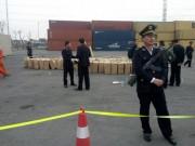 An ninh Xã hội - Phát hiện 2 container nghi ma túy thảo mộc cực độc hại