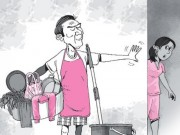 Truyện cười - Truyện cười: Cách chồng hy sinh khiến bạn của vợ nể phục