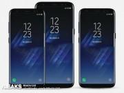 Thời trang Hi-tech - NÓNG: Ảnh báo chí cho thấy Galaxy S8 và S8 Plus siêu đẹp
