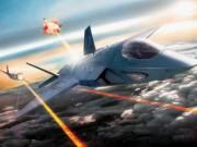 Thế giới - Anh trình diễn vũ khí laser cắt máy bay như cắt bơ