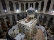 Thế giới - Lần đầu mở hầm mộ chôn cất Chúa Jesus cho khách vào thăm