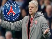 """Bóng đá - Wenger bám trụ Arsenal, PSG quyết """"hớt tay trên"""""""