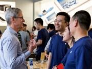 """iPhone  """" lép vế """"  ở Trung Quốc vì có giá bán quá cao"""