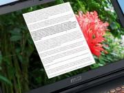 Công nghệ thông tin - Top 10 phần mềm miễn phí phù hợp cho soạn thảo văn bản