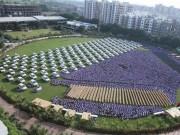 Triệu phú Ấn Độ tặng xe hơi, căn hộ cho 1.200 nhân viên