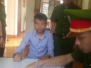 Tin nóng: Bắt thiếu niên hàng xóm xâm hại bé gái 5 tuổi