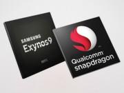 """Dế sắp ra lò - Samsung Galaxy S8: chip Snapdragon 835 hay Exynos 8895 """"ngon"""" hơn?"""