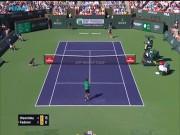 Thể thao - Tuyệt phẩm tennis số 1: Federer vung vợt cực ảo