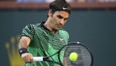 Tuyệt phẩm tennis số 1: Federer vung vợt cực ảo