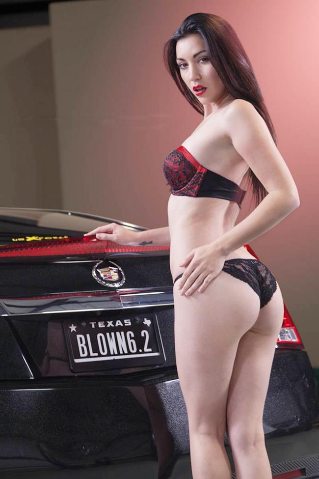 Trong trang phục bikini, đường cong của người đẹp được phô diễn một cách trọn vẹn nhất