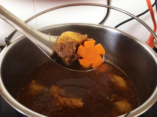 Cách nấu bò kho sánh mềm, ngon tuyệt cú mèo - 5