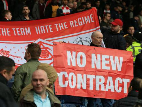 "Wenger ""sống chết"" giữ ghế: Một Arsenal khốn khổ - 2"