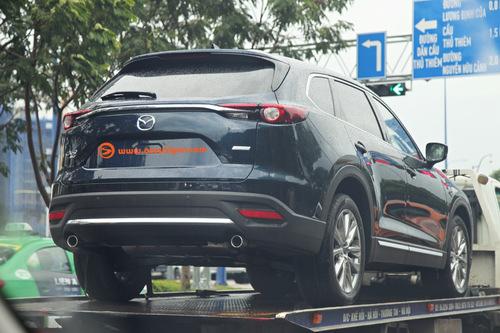 """Mazda CX-9 2017 """"âm thầm"""" về Việt Nam"""