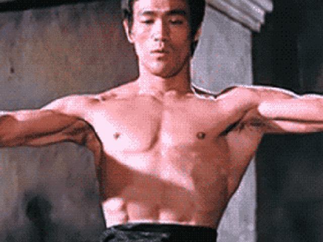 Video trận đấu MMA đích thực hiếm hoi của Lý Tiểu Long được công bố - 1