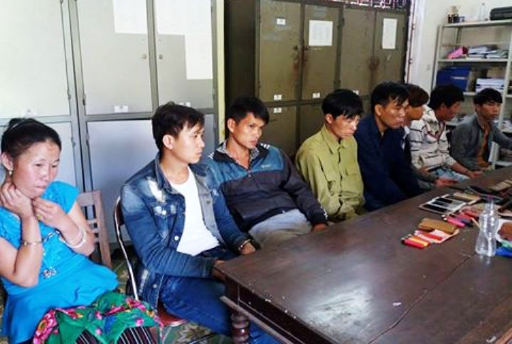 Trùm ma túy xuyên quốc gia sa lưới tại lán người tình