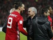 Bóng đá - MU: Chê Ibra & đồng đội, Mourinho nhớ Dải ngân hà Real