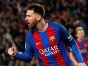 Bóng đá - Messi có thêm kỷ lục, Barca chiều lòng số 1