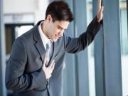 Sức khỏe đời sống - Lên cơn đau tim mà chỉ có một mình, phải làm sao?