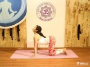 9 bài tập Yoga giúp giảm đau vai gáy cho dân văn phòng