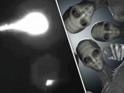 Phi thường - kỳ quặc - Video: Phi thuyền 13.000 năm của người ngoài hành tinh bị bắn cháy?