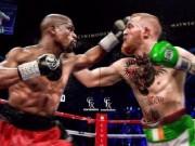 Boxing tỷ đô: Mayweather hạ McGregor sau vài giây?