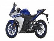 Thế giới xe - Yamaha YZF-R25 2017 giá 103 triệu đồng thêm màu mới