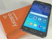 Điện thoại - Rò rỉ cấu hình Samsung Galaxy J5 (2017)