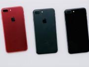 """Dế sắp ra lò - Video: Đập hộp iPhone 7 màu đỏ """"sốt xình xịch"""""""