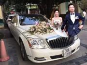 Phim - MC Thành Trung mang hẳn siêu xe hơn 20 tỉ đi đón dâu