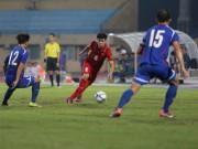 Bóng đá - Việt Nam - Đài Loan (Trung Quốc): Thót tim rượt đuổi